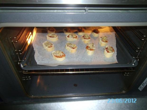 Pizzabrötchen - Rezept - Bild Nr. 3