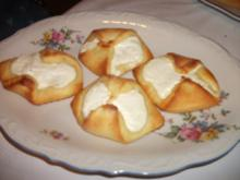 Quarktaschen - Rezept