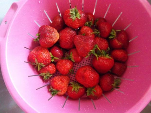 Erdbeerquark - Rezept - Bild Nr. 2