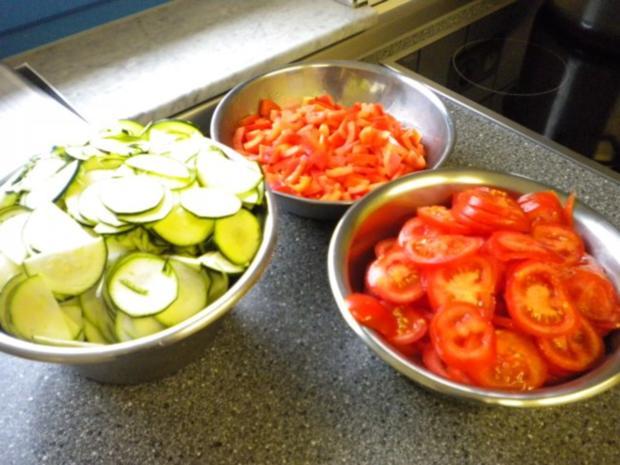 Gemüsekuchen - Rezept - Bild Nr. 3