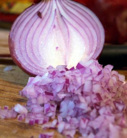 Büffelmozzarella mit Melonen-Salsa - Rezept - Bild Nr. 4