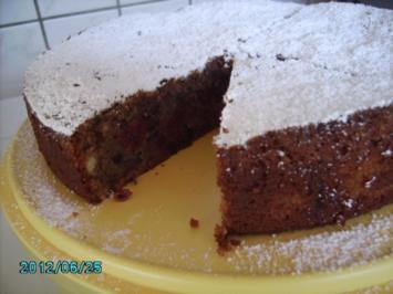 ٩(●̮̮̃●̃)۶   Schneckeles  Heidelbeer-Kirschkuchen  ٩(●̮̮̃●̃)۶ - Rezept