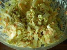 Chinakohl-Salat - Rezept