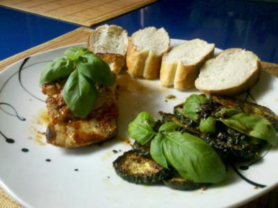 Fisch: Pikanter Kabeljau mit Zucchini - Rezept