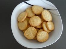 Kokosplätzchen - Rezept