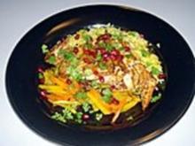 Hähnchen - Marokkanische Art - Rezept