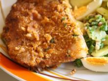 Pikantes Buttermilch-Schnitzel - Rezept