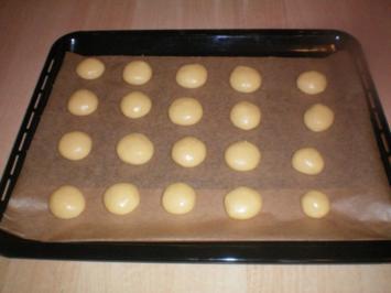 Grieß Kekse - Rezept