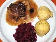 Putenbrust in Rotweinsauce - Rezept