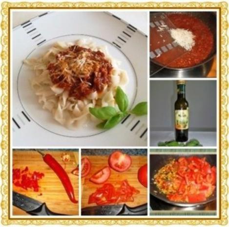 ※ Tomaten Balsamico Sauce ※ - Rezept - Bild Nr. 13