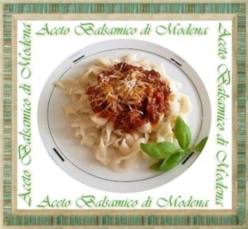 ※ Tomaten Balsamico Sauce ※ - Rezept - Bild Nr. 16