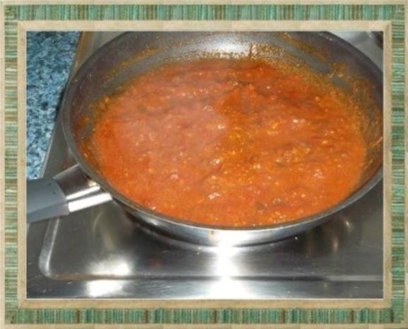 ※ Tomaten Balsamico Sauce ※ - Rezept - Bild Nr. 12