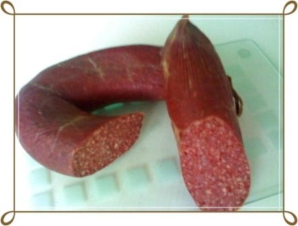 Blutwurst mit Stampfkartoffeln und viel gebratenen Zwiebeln - Rezept - Bild Nr. 3