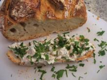Frischkäse: Anchovis-Mousse - Rezept