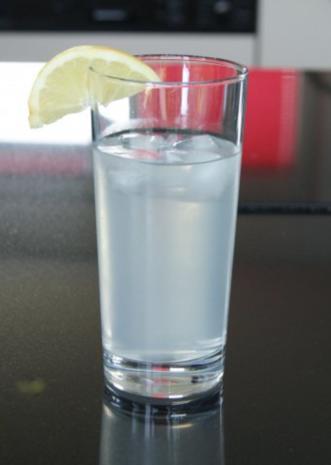 Ingwerwasser - Rezept