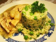 """Butter-Reis in """"Grün"""" - Rezept"""