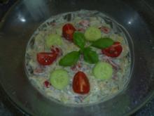 Sommerlicher Kartoffelsalat - Rezept