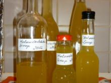 Holunderblütensirup Klassisch - Rezept