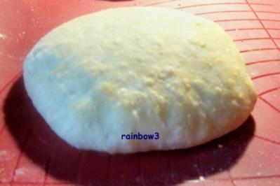 Backen: Naan = kleine indische Fladenbrote - Rezept