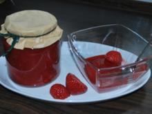Annis klassische Erdbeer-Konfitüre - Rezept