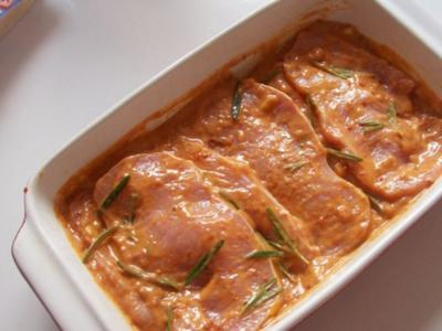 Grillen: Rosmarin-Chili-Marinade - Rezept
