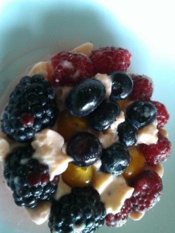 Mascarponecreme mit frischen Beeren - Rezept - Bild Nr. 20