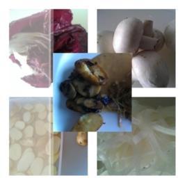 Kartoffelscheiben mit Radicchio - Rezept - Bild Nr. 22