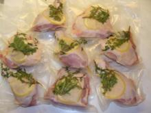Hähnchenkeulen saftig - Rezept