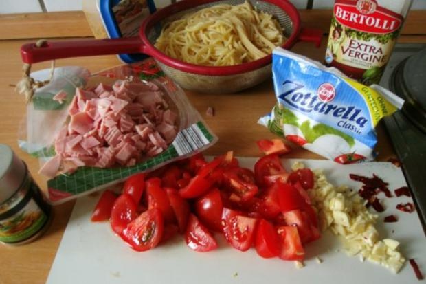Spaghettipfanne - Rezept - Bild Nr. 3