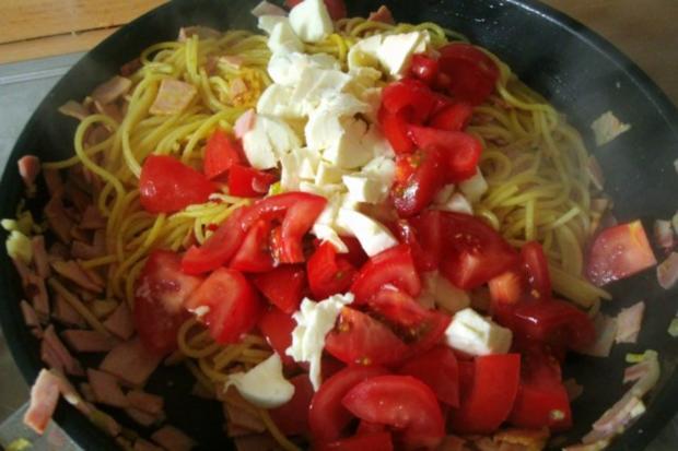 Spaghettipfanne - Rezept - Bild Nr. 9