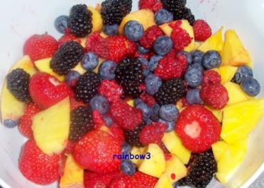 Einmachen: Mehrfrucht-Marmelade - Rezept
