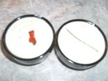 Chilisauce und Senfsauce - Rezept