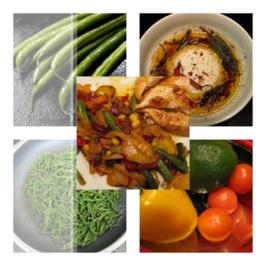 Putenfiletspitzen mit Spicy Gemüsemix à la Biggi - Rezept - Bild Nr. 20