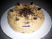 Backen: Mini-Mokka-Buttercreme-Torte - Rezept