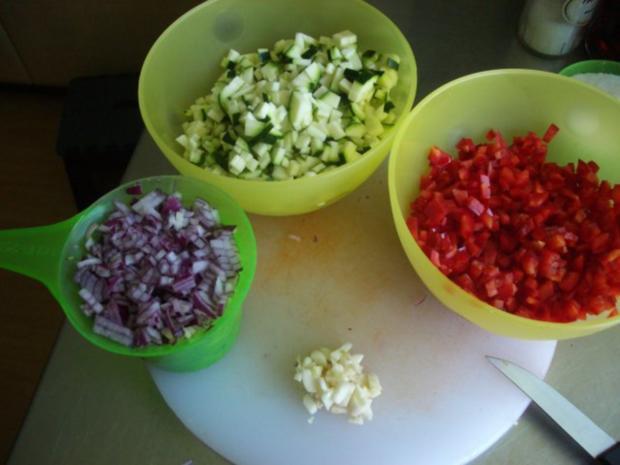 Paprika-Zucchini - Relish - Rezept - Bild Nr. 3