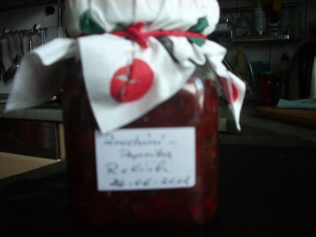 Paprika-Zucchini - Relish - Rezept - Bild Nr. 8