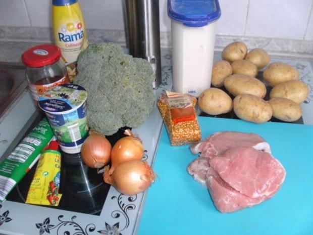 Geschnetzeltes in Paprika-Tomatensoße - Rezept - Bild Nr. 2
