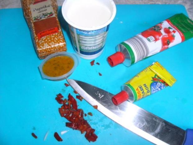 Geschnetzeltes in Paprika-Tomatensoße - Rezept - Bild Nr. 9