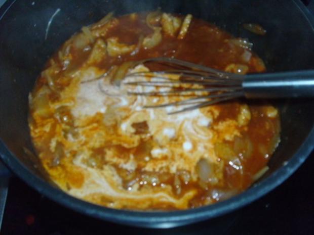 Geschnetzeltes in Paprika-Tomatensoße - Rezept - Bild Nr. 13