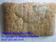 Brot – Manfred's herzhaftes Grillbrot - Rezept
