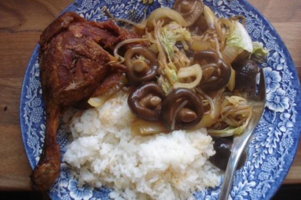 Chinesische Knusprige Ente - Rezept