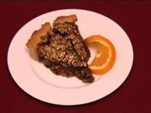Kuchen mit edlen Nüssen in Zucker geröstet und von Gold gebadet (Alexander von Anhalt) - Rezept