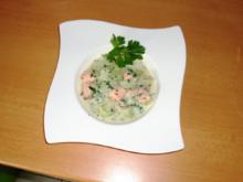 Lachs-Kohlrabi-Suppe - Rezept