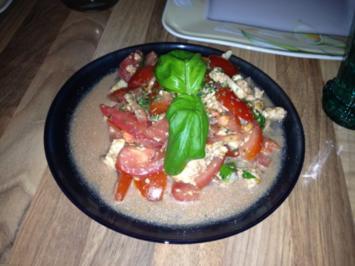 Rezept: Tomaten Mozzarella schnell gemacht