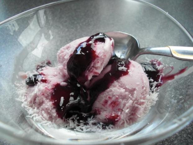 KiBa - Joghurt - Eiscreme - Rezept