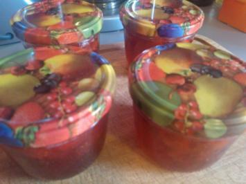 """Erdbeer-Konfituere """"Oriental"""" - Rezept"""