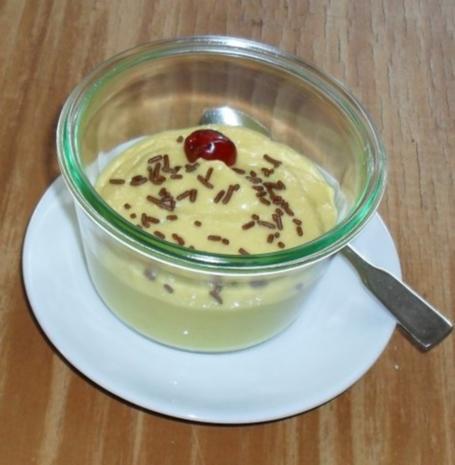 Mango - Marzipan - Creme - Rezept - Bild Nr. 2