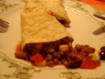 Wraps mexican Style - Rezept