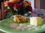 vegane, herzhafte muffins... - Rezept