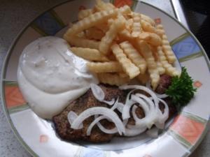 Gyrosschnitzel - Rezept